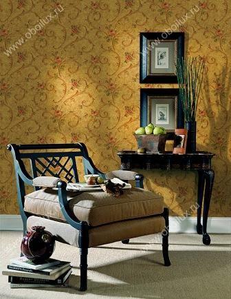 Американские обои Living Style,  коллекция New Classics, артикул981-63715