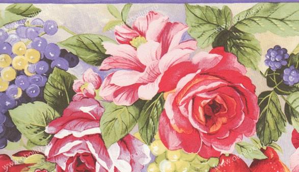 Итальянские обои Limonta,  коллекция Little Garden, артикул3805