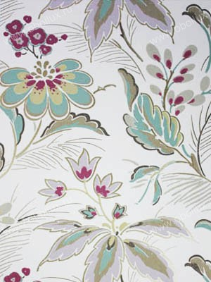 Английские обои Nina Campbell,  коллекция Montacute, артикулNCW4060-01