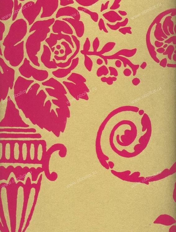 Английские обои Designers guild,  коллекция Amalienborg, артикулP479/03