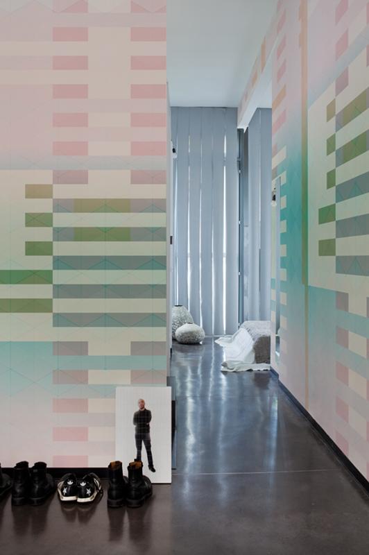 Итальянские обои Wall & deco,  коллекция Life 14, артикулWDAN1401