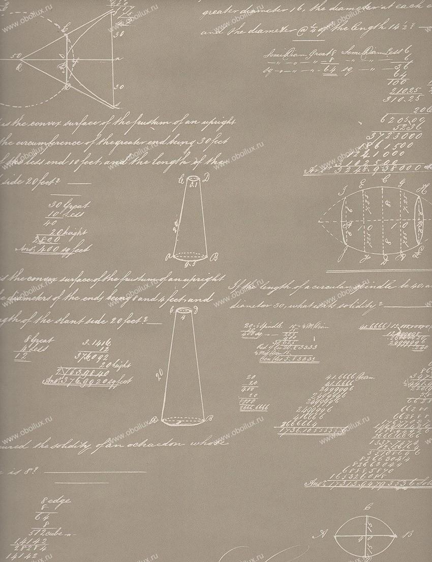 Английские обои Andrew Martin,  коллекция Navigator, артикулPythagorasstone