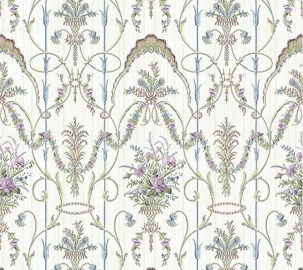 Немецкие обои KT-Exclusive,  коллекция Parisian Florals, артикулFV60809