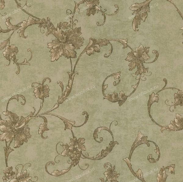 Американские обои Fresco,  коллекция Mirage Traditions, артикул987-56525