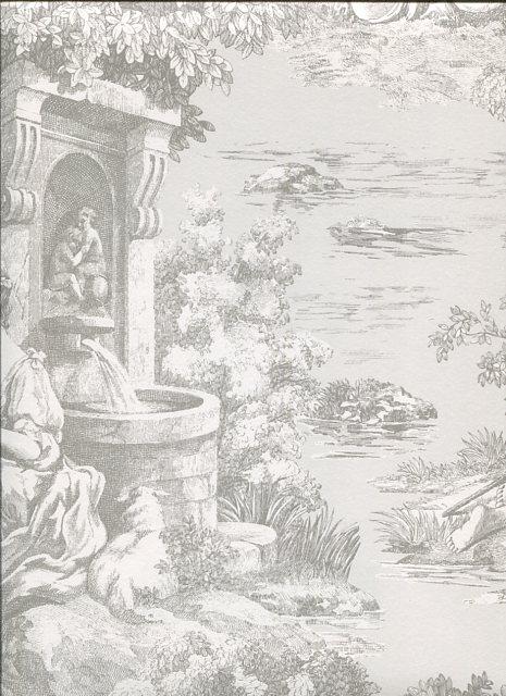 Американские обои Fresco,  коллекция Somerset House, артикул2668-21512