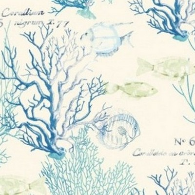 Испанские обои Vilber,  коллекция Blue Mediterraneo, артикулW450005W03
