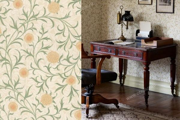 Английские обои Morris & Co,  коллекция Archive Wallpapers, артикул210365