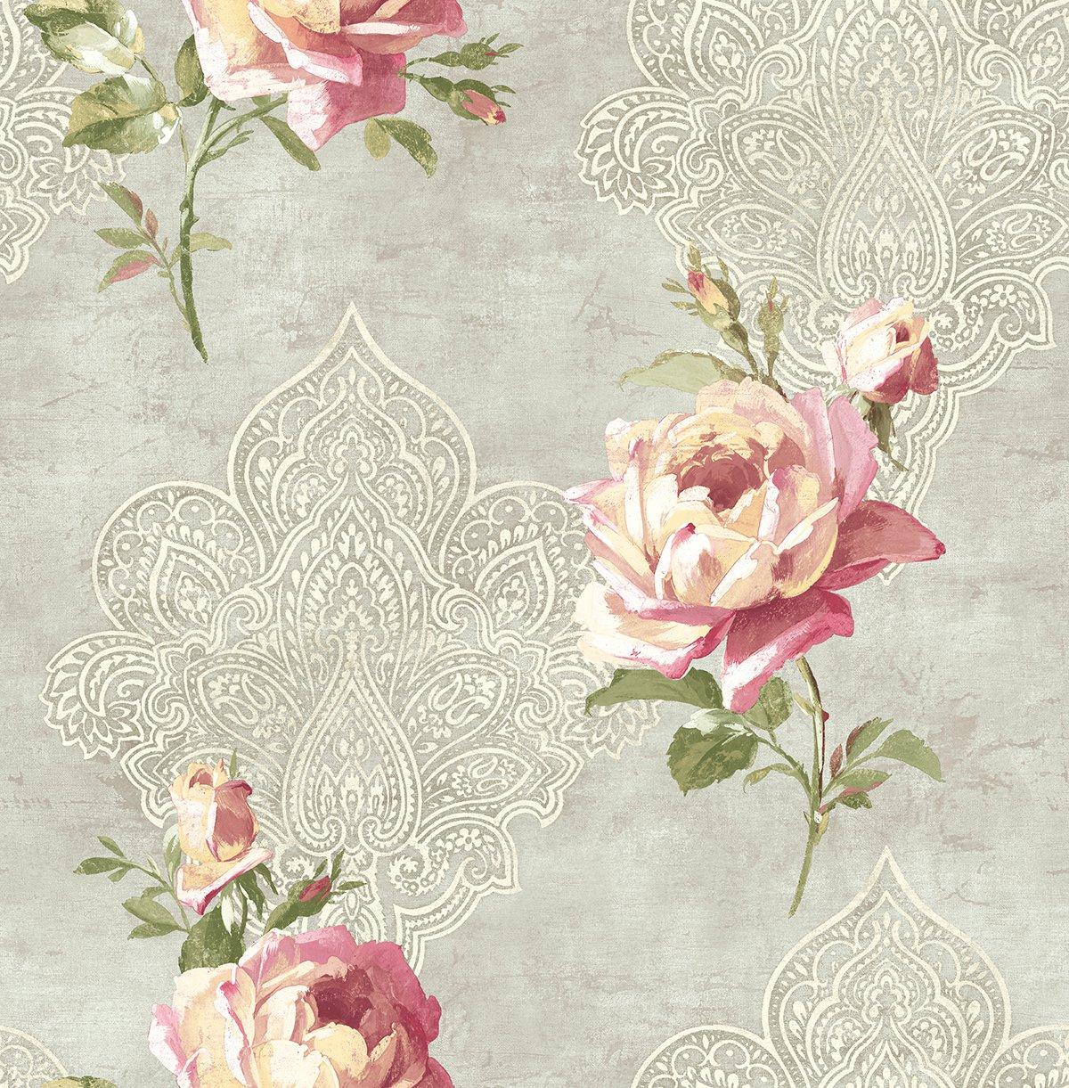 Американские обои Wallquest,  коллекция Opulent, артикулON41708