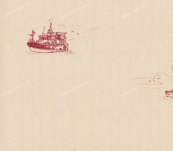 Французские обои Casadeco,  коллекция Nautic, артикулNTC15138103