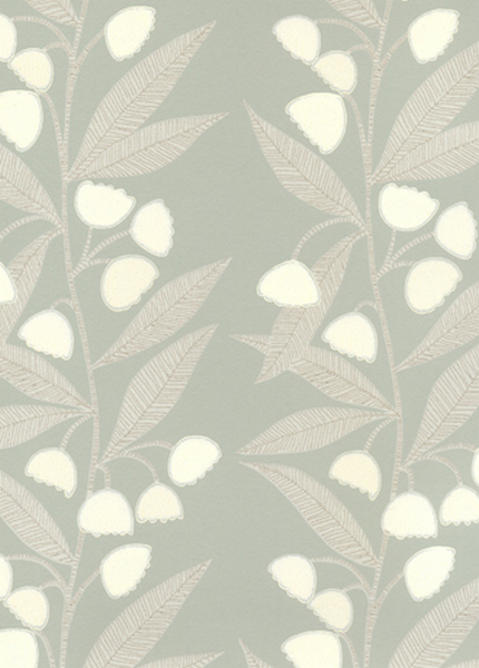Английские обои Baker Lifestyle,  коллекция Homes & Gardens ll, артикулPW78020/2