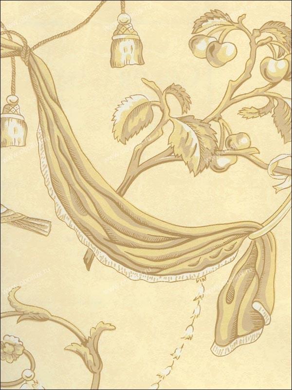 Американские обои Stroheim,  коллекция Color Gallery Cinnabar and Saf, артикул8818E0030