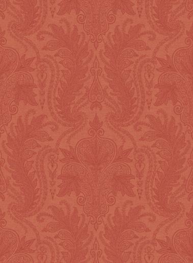 Американские обои Jaima Brown,  коллекция Chanticleer, артикулPersia-Tangerine