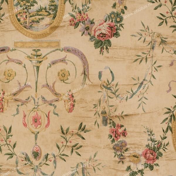Немецкие обои KT-Exclusive,  коллекция Vintage Textiles, артикулBA61001