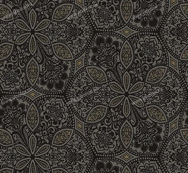 Американские обои Wallquest,  коллекция Madison Geometrics, артикулLA31400