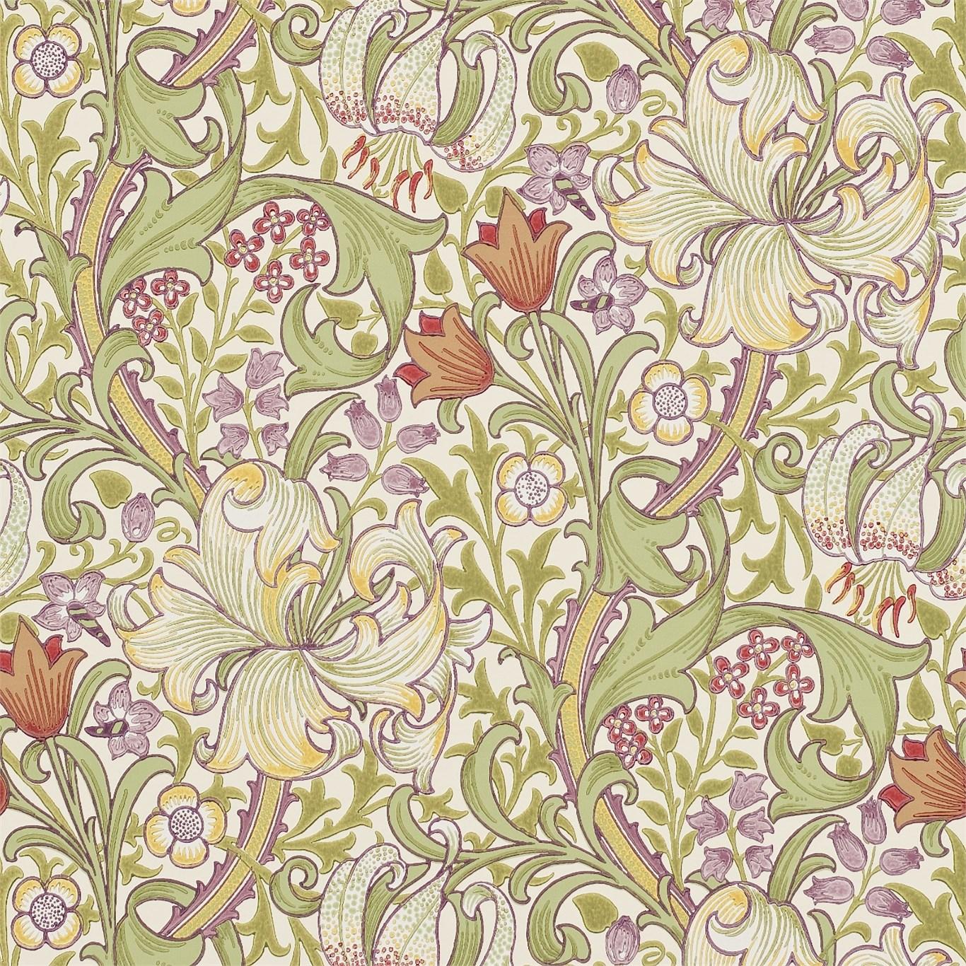 Английские обои Morris & Co,  коллекция Archive Wallpapers, артикул210399