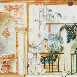 Бельгийские обои Atlas Wallcoverings,  коллекция Raphael 3, артикул1318