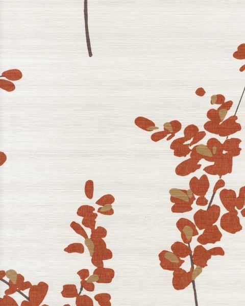 Французские обои Casamance,  коллекция Sakura, артикул9420561
