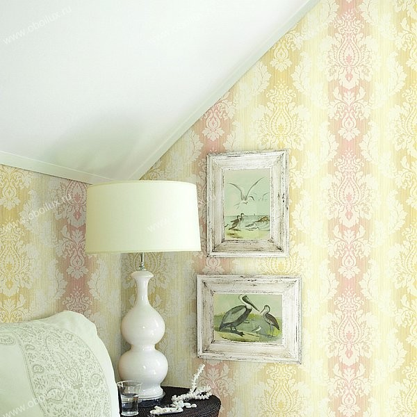 Американские обои Wallquest,  коллекция Springtime Cottage, артикулCG31603
