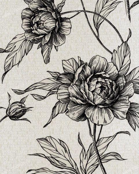 Шведские обои Eco,  коллекция Rose, артикул2781