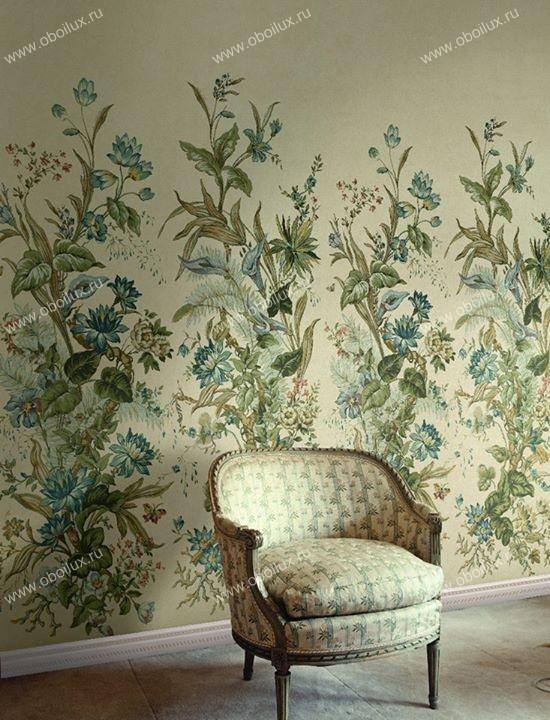 Американские обои Wallquest,  коллекция Savannah House, артикулSV62204m