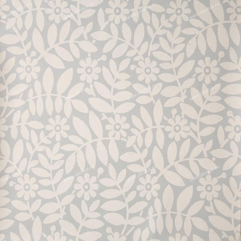 Английские обои Little Greene,  коллекция London Wallpapers, артикул0277CRGREYS