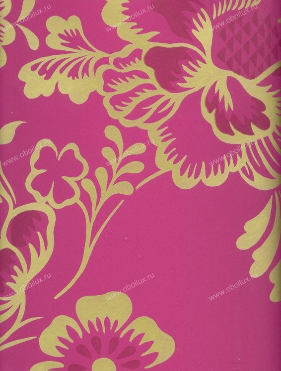 Английские обои Designers guild,  коллекция Amalienborg, артикулP476/09