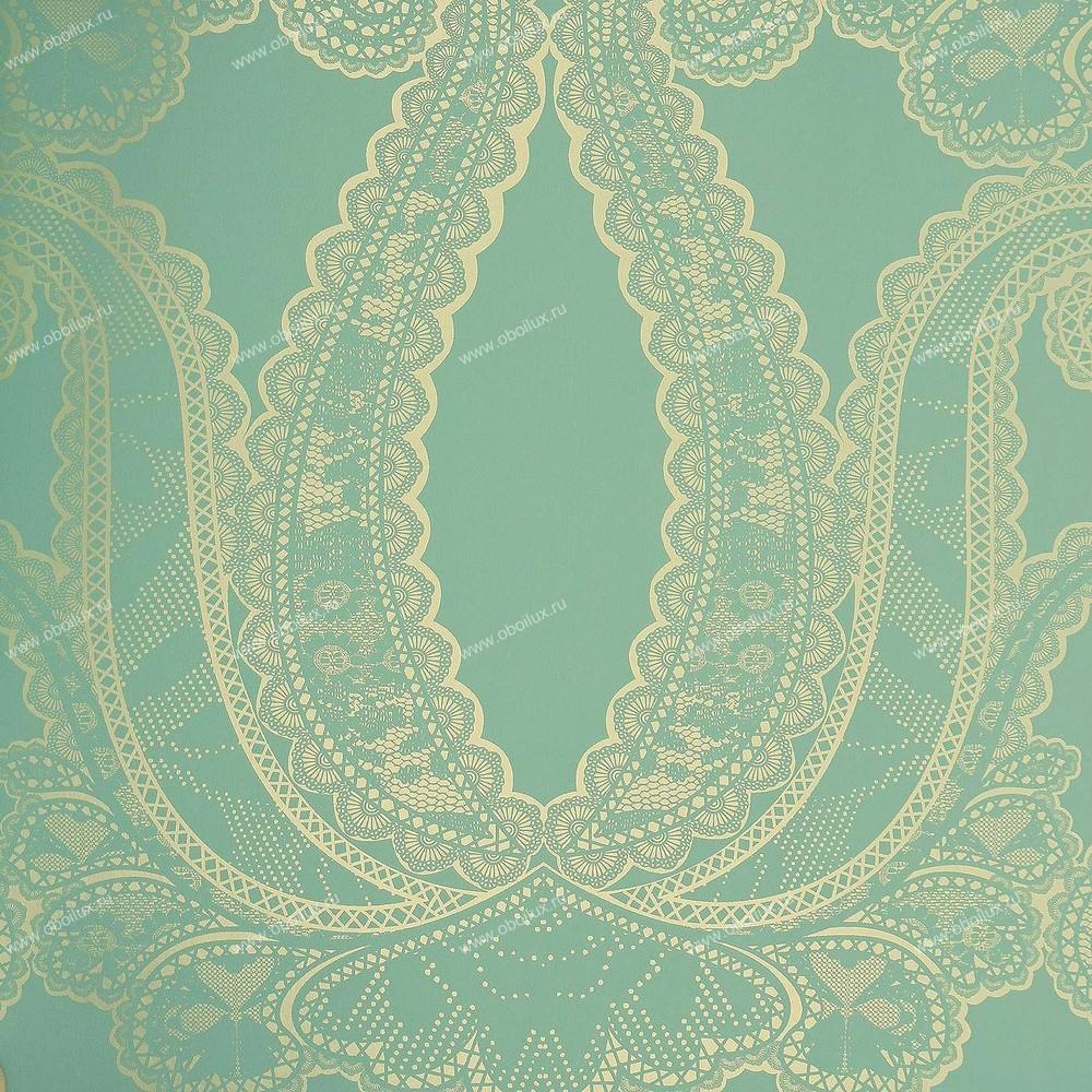 Английские обои Clarke & Clarke,  коллекция Floribunda, артикулW0039-01