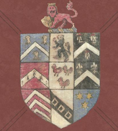 Английские обои Andrew Martin,  коллекция Attic, артикулHS02-01