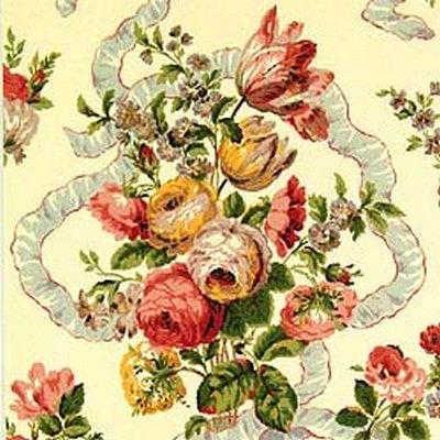 Американские обои Thibaut,  коллекция Historic Homes of America Vol VII, артикулT6957
