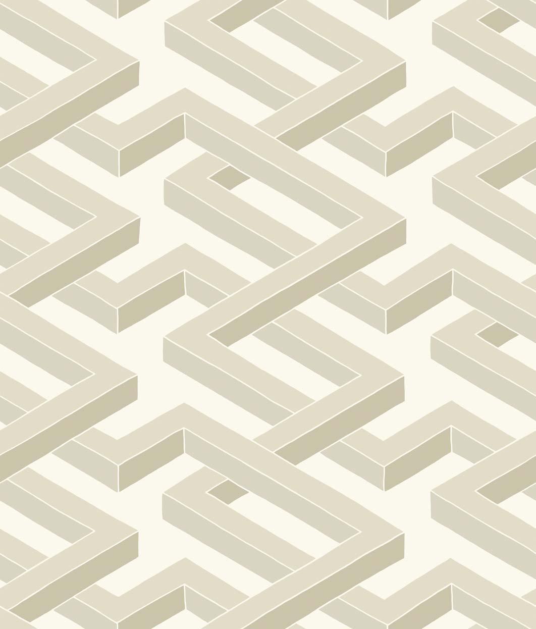 Английские обои Cole & Son,  коллекция Geometric II, артикул105/1003