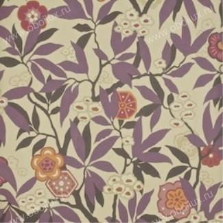 Английские обои Sanderson,  коллекция Vintage, артикулDVIWPR102