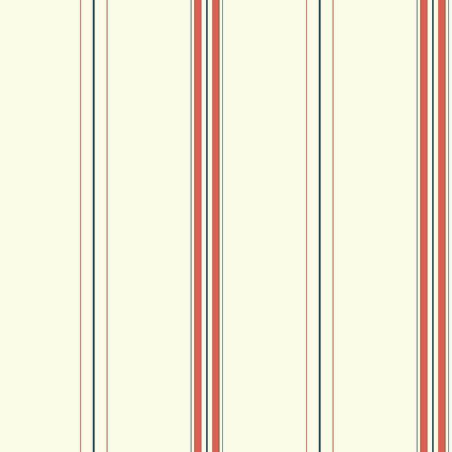 Американские обои York,  коллекция Waverly Stripes, артикулSV2733