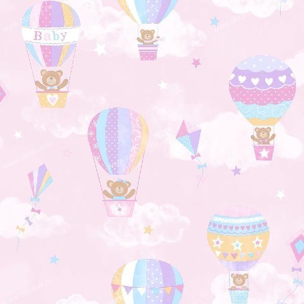 Канадские обои Aura,  коллекция Sweet Dreams, артикулG45135