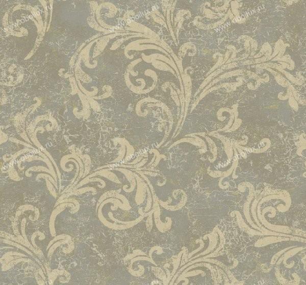 Американские обои Wallquest,  коллекция Springtime Cottage, артикулCF31517