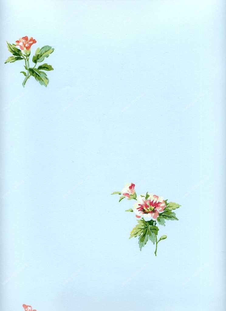 Американские обои York,  коллекция Ashford House - Flowers S.E., артикулWU0723