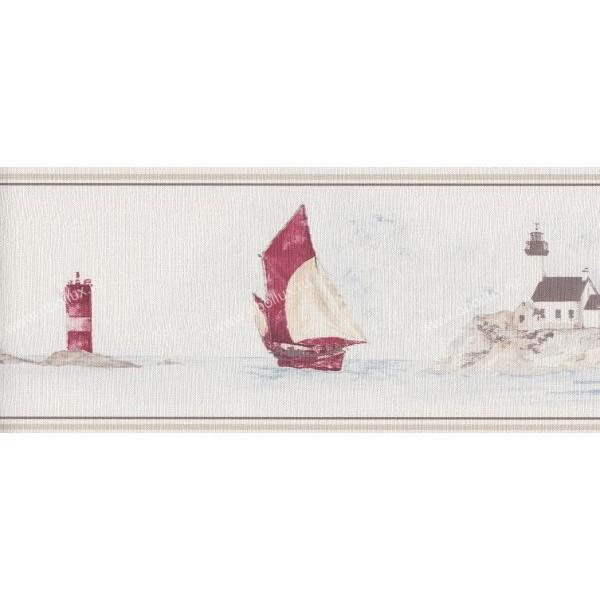 Французские обои Casadeco,  коллекция Fregate, артикулFRG19958105