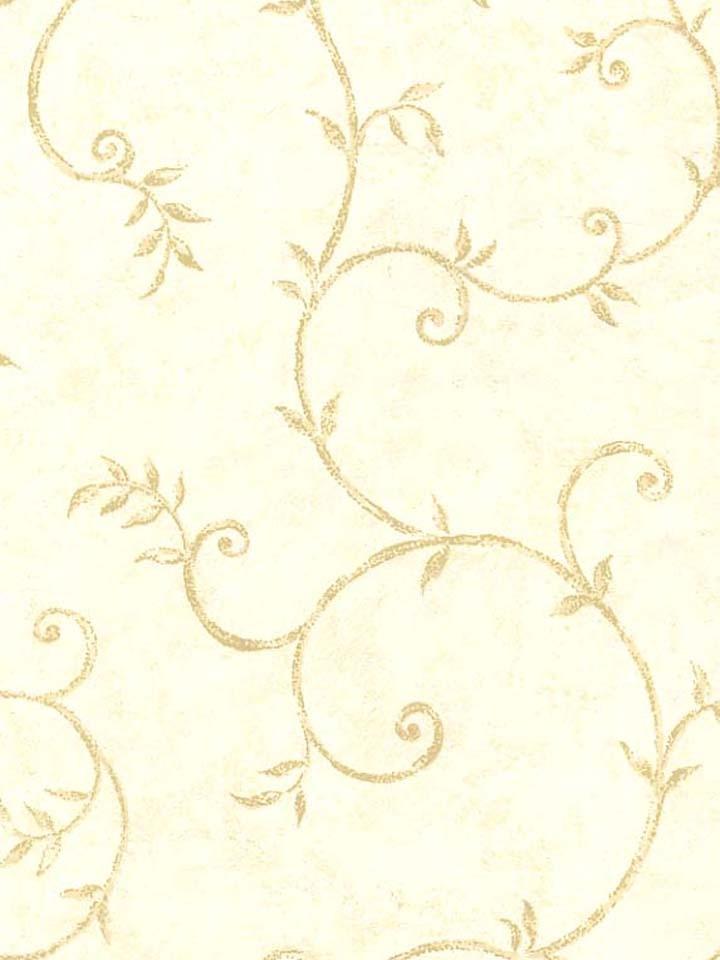 Американские обои Stroheim,  коллекция Color Gallery Platinum and Ivory, артикул5398E0020