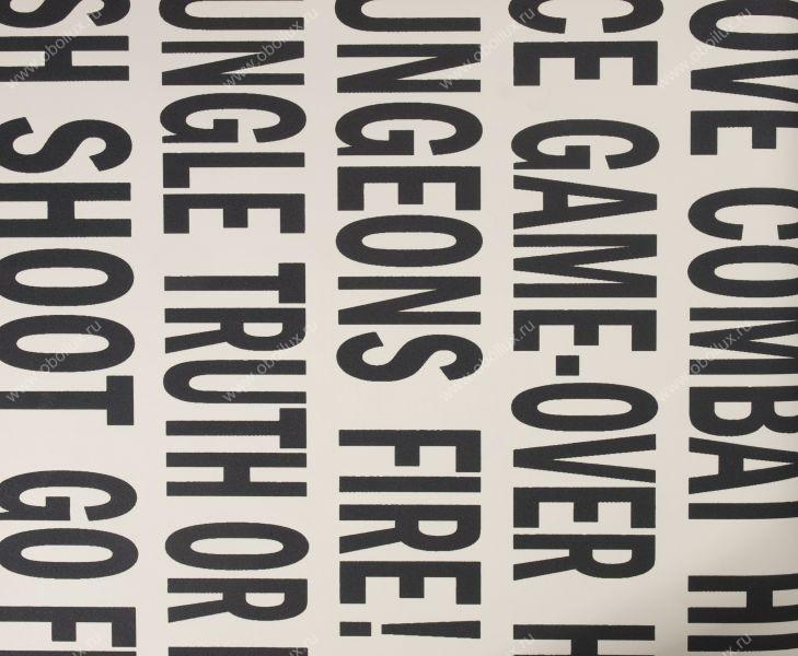 Обои  Eijffinger,  коллекция Black & White, артикул397686