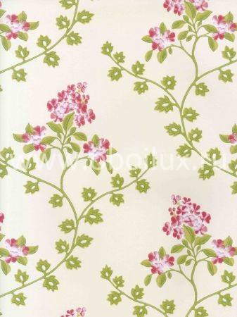 Английские обои Zoffany,  коллекция Fleurs Rococo, артикулFLW04004