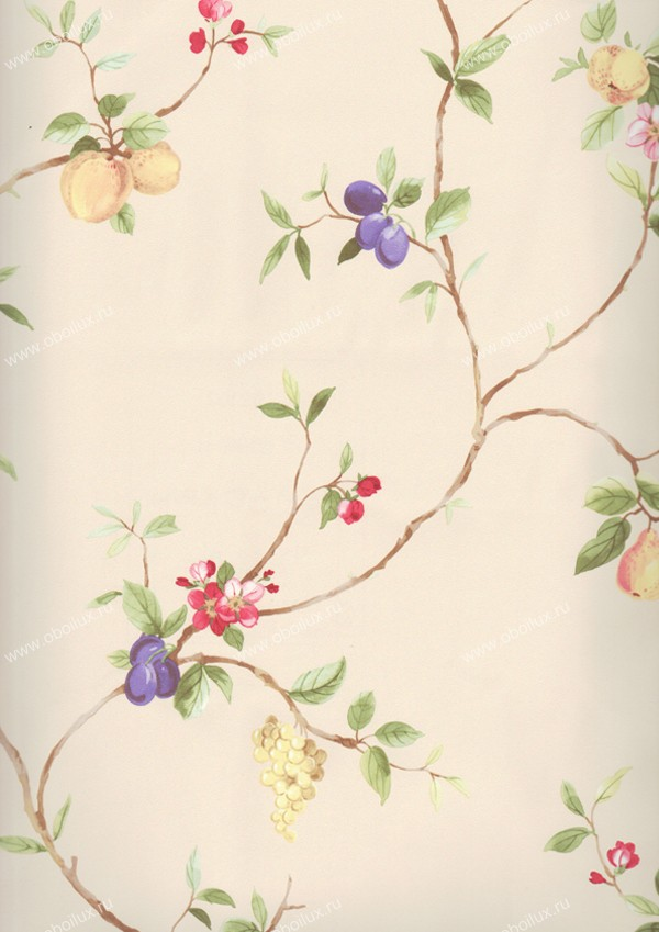 Итальянские обои Limonta,  коллекция Little Garden, артикул52102