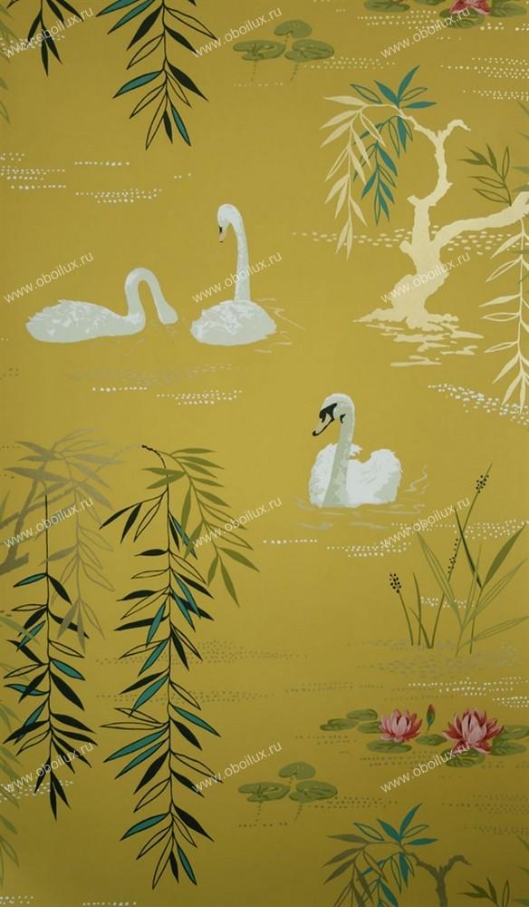 Английские обои Nina Campbell,  коллекция Wallpaper Album III, артикулNCW4020-05