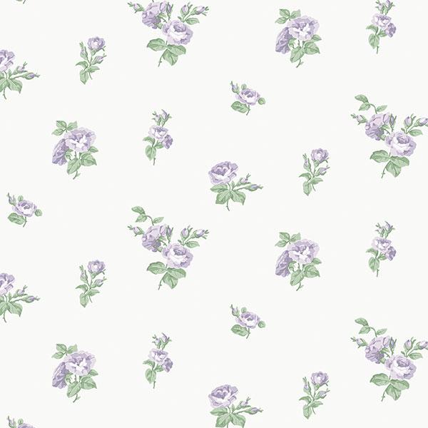 Канадские обои Aura,  коллекция English Florals, артикулG34348