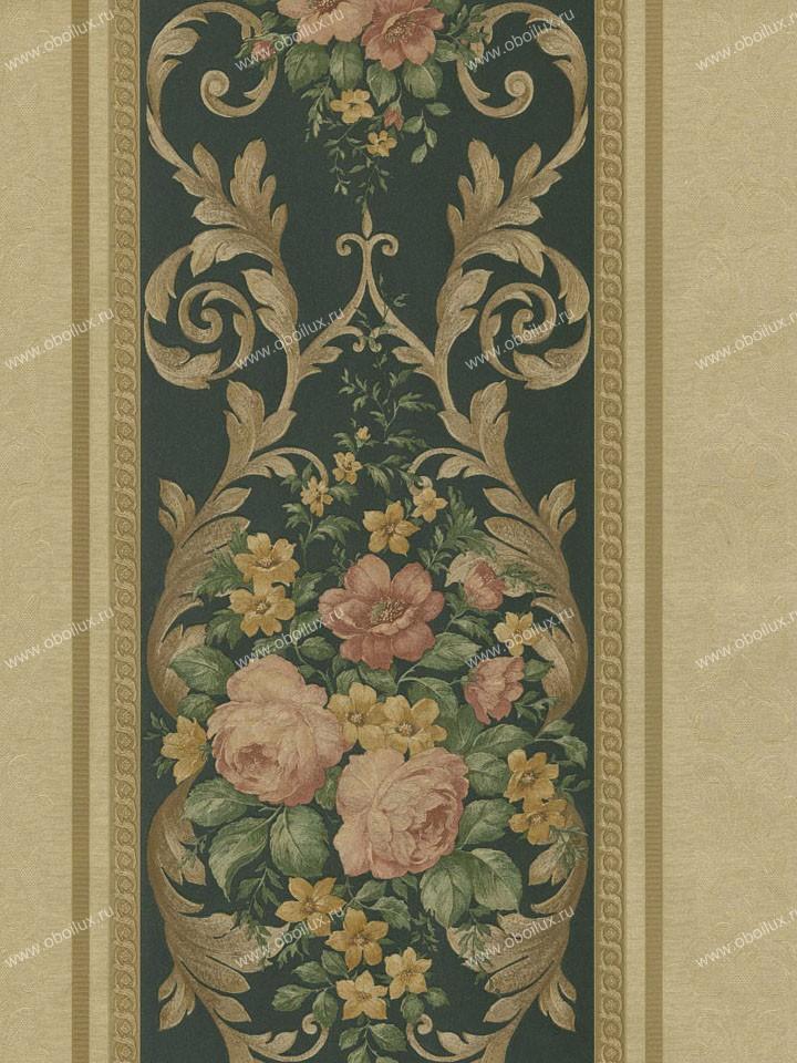 Американские обои Brewster,  коллекция Vintage Legacy, артикул97444783