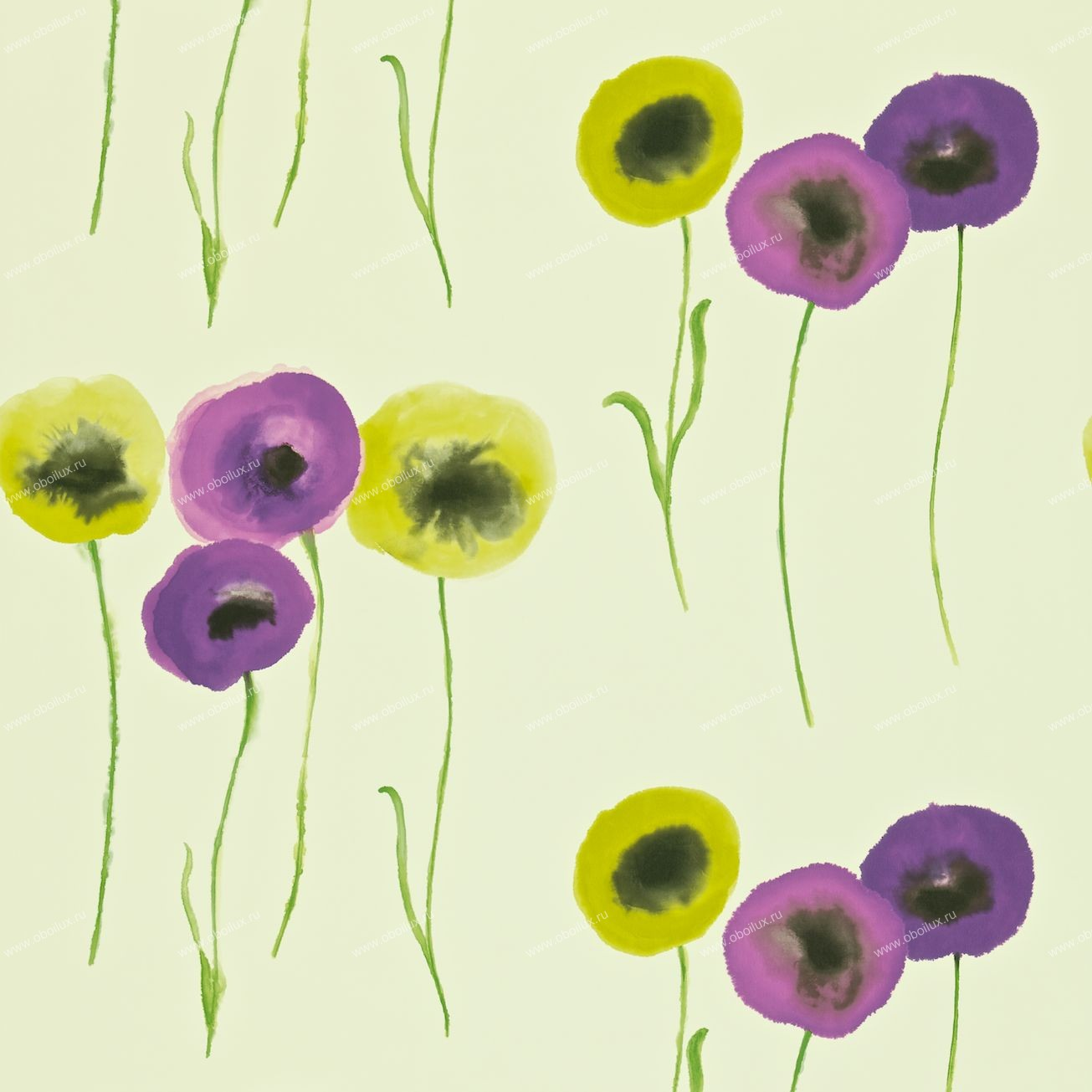 Английские обои Sanderson,  коллекция Colour for Living, артикул211665