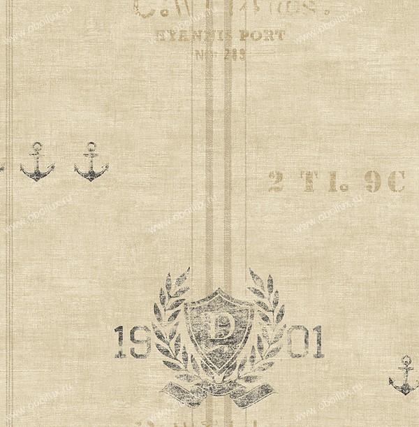 Американские обои Prospero,  коллекция Hudson, артикулCC50006