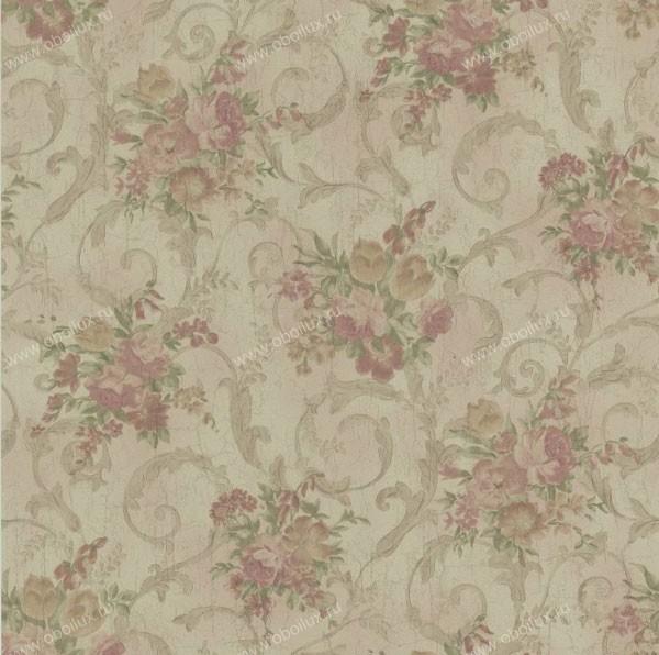 Американские обои Fresco,  коллекция Mirage Traditions, артикул987-56586