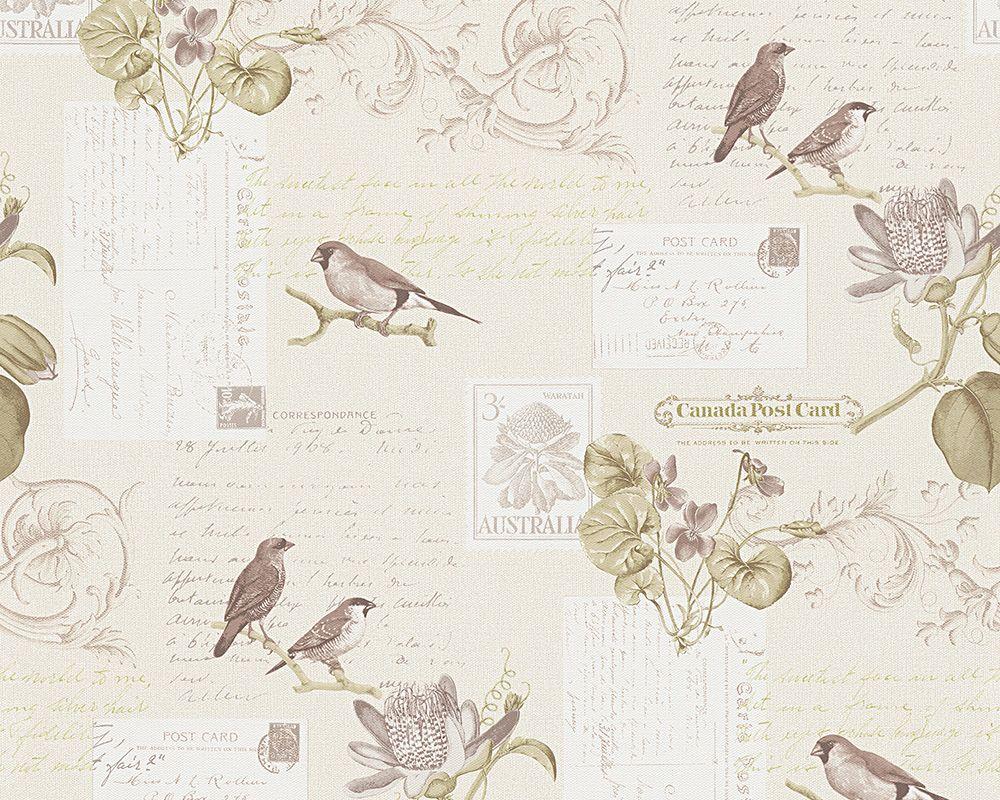 Немецкие обои A. S. Creation,  коллекция Dekora Natur VI, артикул9594-81