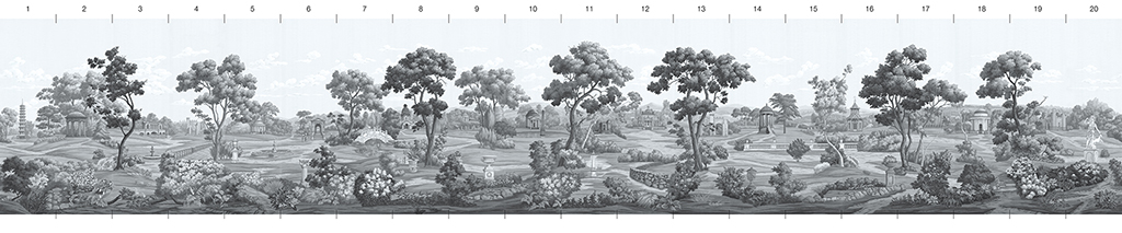 Американские обои Paul Montgomery Studio,  коллекция Melange Series, артикулS-05-16-G