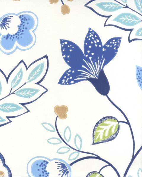 Английские обои Osborne & Little,  коллекция Wallpaper Album V, артикулW5600-02