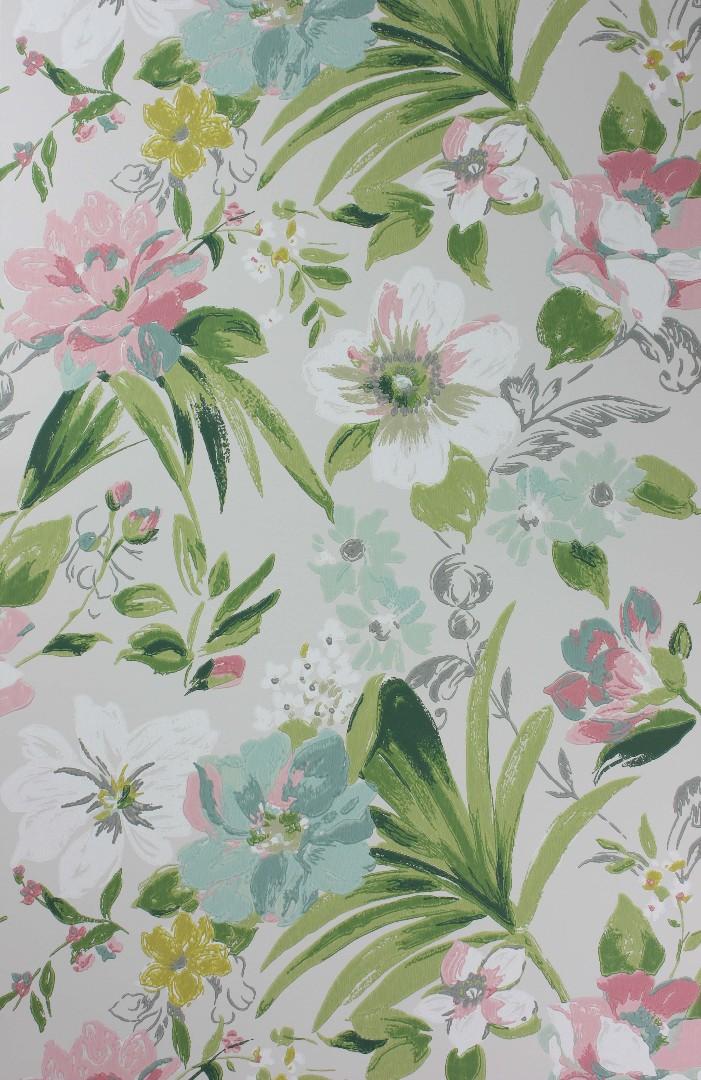 Английские обои Nina Campbell,  коллекция Rosslyn Wallpapers, артикулNCW4150-03